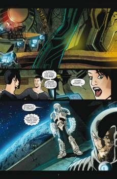 Extrait de Star Trek (Delcourt) -1- Star Trek - Compte à rebours