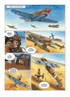 Extrait de Le faucon du désert -1- Martuba Airfield