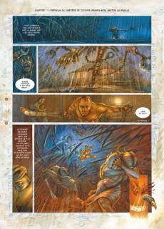 Extrait de Encyclomerveille d'un tueur -1- L'Orphelin de Cocoyer Grands-Bois