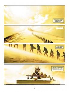 Extrait de 9 Tigres -1- Xiao Wei
