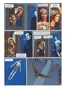 Extrait de Adam au Chromaland -1- Le musée de l'imaginaire