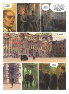 Extrait de Adamson (Puerta) -1- Opération Spitsberg