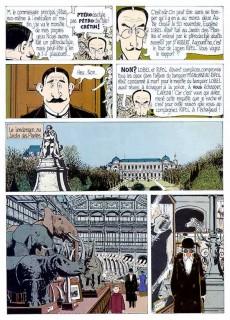 Extrait de Adèle Blanc-Sec (Les Aventures Extraordinaires d') -1b99- Adèle et la bête