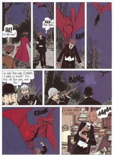 Extrait de Adèle Blanc-Sec (Les Aventures Extraordinaires d') -1c- Adèle et la bête