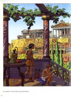 Extrait de Orion (Les voyages d') -3- Rome (1)