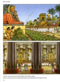 Extrait de Orion (Les voyages d') -2- L'Égypte (1)