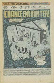 Extrait de Amazing Spider-Man (The) (1963) -298- Chance encounter