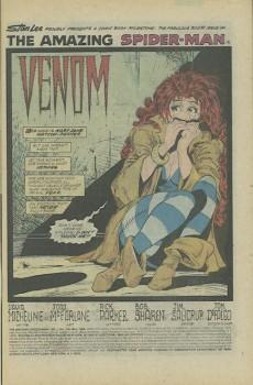 Extrait de The amazing Spider-Man Vol.1 (Marvel comics - 1963) -300- Venom