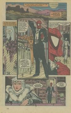 Extrait de The amazing Spider-Man Vol.1 (Marvel comics - 1963) -322- Ceremony