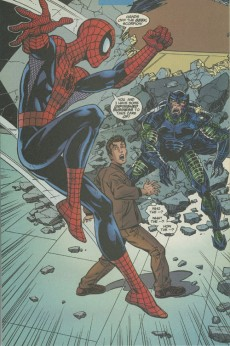 Extrait de Amazing Spider-Man (The) (1999) -1- Where r u Spider-Man???