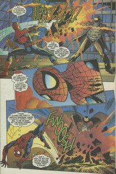 Extrait de Amazing Spider-Man (The) Vol.2 (Marvel comics - 1999) -2'- I can't... (and I don't want to)... but I must!