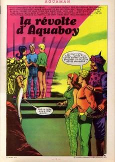 Extrait de Aquaman (Eclair comics) -10- La révolte d'Aquaboy