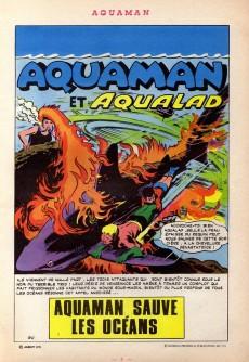 Extrait de Aquaman (Eclair comics) -9- Aquaman sauve les océans