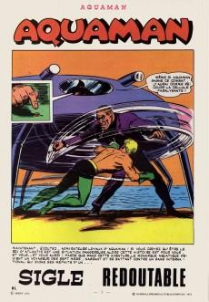 Extrait de Aquaman (Eclair comics) -11- Sigle redoutable