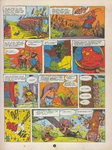 Extrait de Astérix -1b66''- Astérix le Gaulois