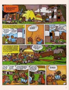 Extrait de Astérix (en allemand) -7- Der Kampf der Häuptlinge