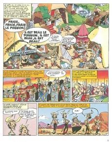 Extrait de Astérix (Hachette) -14b2007- Astérix en hispanie
