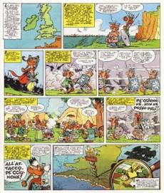 Extrait de Astérix (en italien) -8a86- Asterix e i Britanni