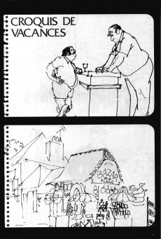 Extrait de (DOC) Carton - Les cahiers du dessin d'humour -4- Cabu