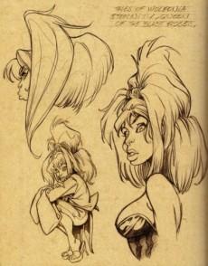 Extrait de (AUT) Crisse -7- Sketchbook Crisse