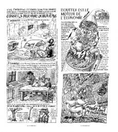 Extrait de (AUT) Gébé - Les colonnes de Gébé (chroniques de Charlie hebdo 1993-2003)