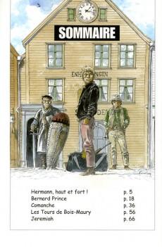 Extrait de (AUT) Hermann -TL- Hermann post-atomique
