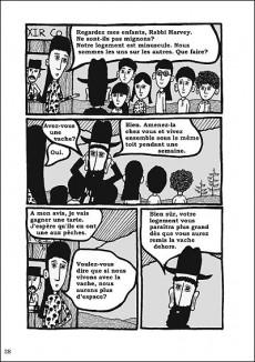 Extrait de Les aventures de Rabbi Harvey -1- Tome premier