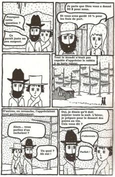 Extrait de Les aventures de Rabbi Harvey -2- Tome second