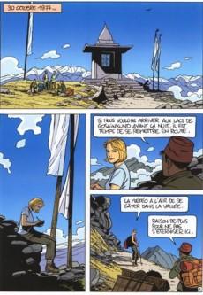 Extrait de Ban Manis - Bande dessinée