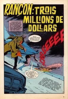 Extrait de Batman Géant (Sagédition - 1re série) -11- Rançon : trois millions de dollars