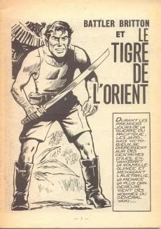 Extrait de Battler Britton -133- Le Tigre de l'Orient