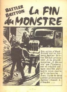 Extrait de Battler Britton (Imperia) -137- La fin du monstre