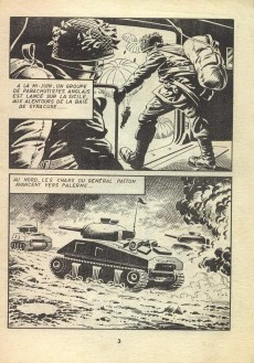Extrait de Battler Britton -432- Les momies se baignent la nuit
