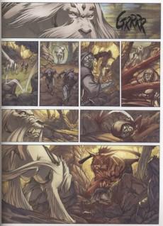 Extrait de Beast -1- Yunze, le dieu gardien