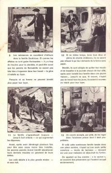 Extrait de Belles histoires et belles vies -16- Sainte Bernadette