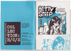 Extrait de Betty Strip - Tome e