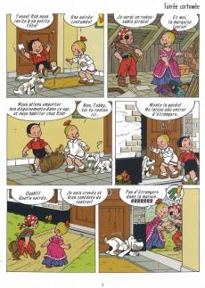 Extrait de Bob et Bobette (P'tits) -10- Bisou, bisou