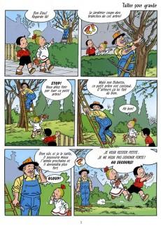 Extrait de Bob et Bobette (P'tits) -7- Plaisir de rire