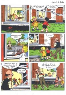Extrait de Bob et Bobette (P'tits) -8- Boum badaboum