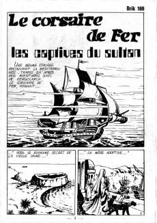 Extrait de Brik (Mon journal) -169- Les captives du sultan