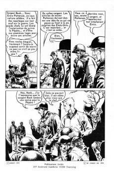 Extrait de Brûlant (2e série) -7- Journal de guerre