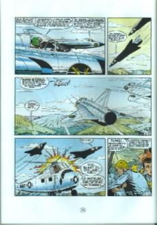 Extrait de Buck Danny -38ES- La Vallée de la mort verte