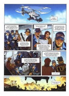 Extrait de C.O.P.S. -1- Crash sur South Central (1/2)