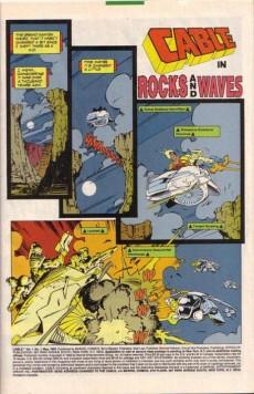 Extrait de Cable (1993) -1- Rocks And Waves