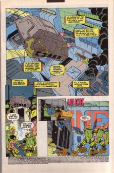 Extrait de Cable (1993) -12- Fear and loathing part 1 : the quick and the dead