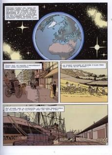 Extrait de Romans de toujours - La Guerre des Mondes