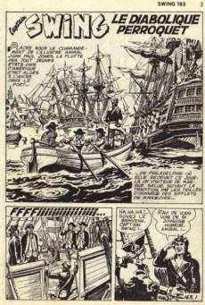 Extrait de Capt'ain Swing! (1re série) -163- Le diabolique perroquet