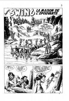 Extrait de Capt'ain Swing! (2e série - Mon Journal) -165- La maison de l'épouvante