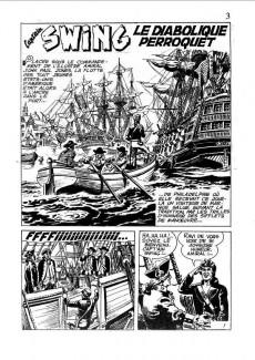 Extrait de Capt'ain Swing! (2e série - Mon Journal) -166- Le diabolique perroquet