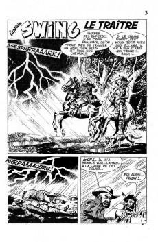 Extrait de Capt'ain Swing! (2e série - Mon Journal) -167- Le traître